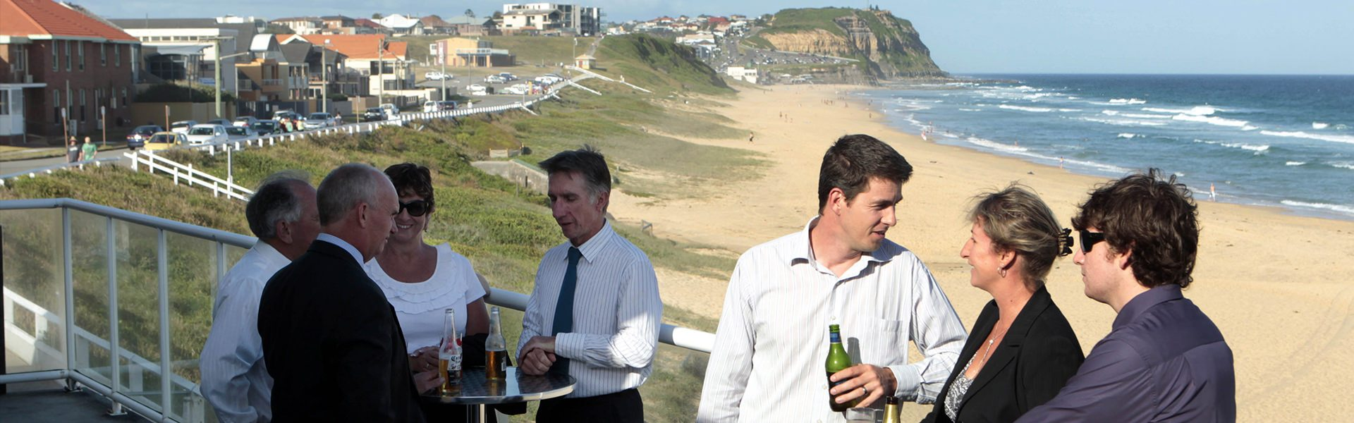 WELCOME TO MEREWETHER FUNCTIONS BY THE BEACH